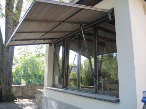 Kruppa Stahlbau - Fensterladen