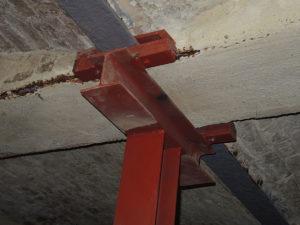 Kruppa Stahlbau - Abstützung
