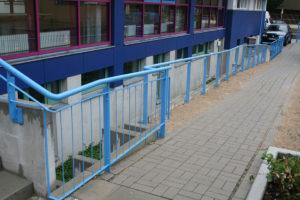Kruppa Stahlbau - Geländer