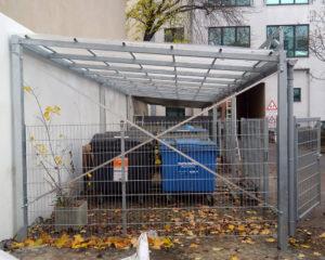 Kruppa-Müllplatzeinhausung