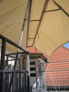 Kruppa Stahlbau - Sonnendach