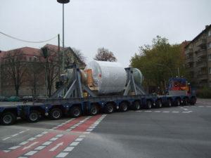 Kruppa Stahlbau - Transportgestell