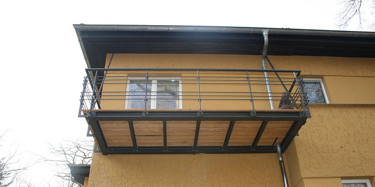 KRUPPA - Hängender Balkon