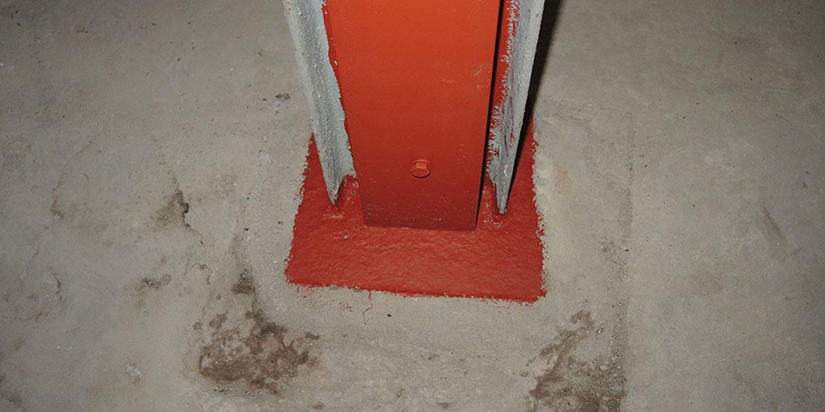 KRUPPA - Abstützung Kellergewölbe